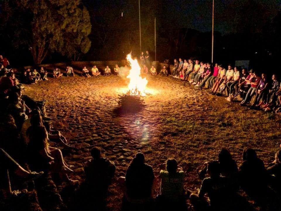 Campamento de líderes ignacianos (1)